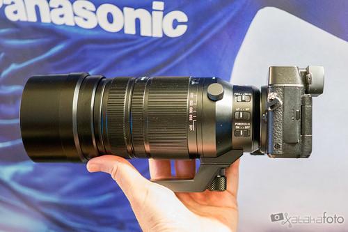 Panasonic Leica DG Vario-Elmar 100-400mm f/4-6.3: toma de contacto