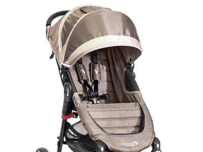 Ofertón en la silla de paseo Baby Jogger City Mini 4: Sólo 284,50 euros con envío gratuito