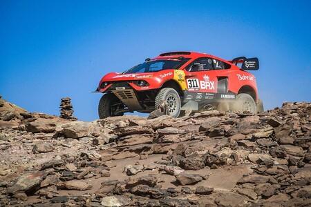 Nani Roma Dakar 2021