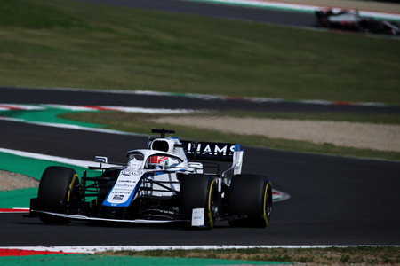 Russell Mugello F1 2020
