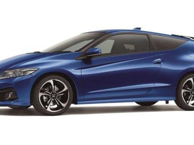 Edición especial del, posiblemente, último Honda CR-Z