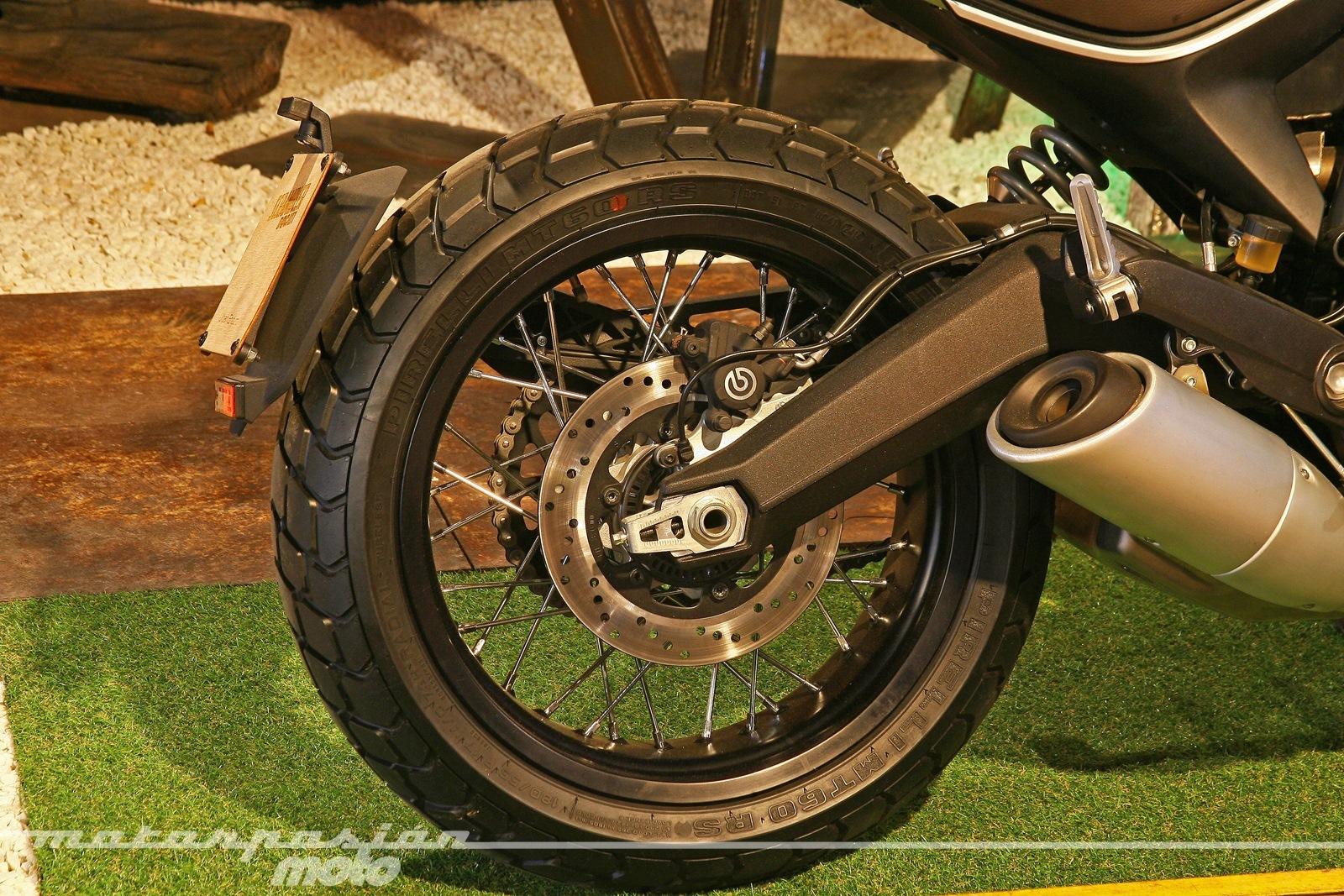 Foto de Ducati Scrambler, presentación 1 (48/67)