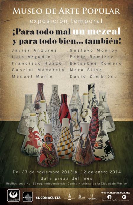 Exposición Mezcal
