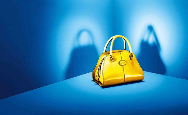 """Foto de Proyecto """"Pop Touch"""" de Tod's y David LaChapelle y el nuevo Sella bag (4/7)"""