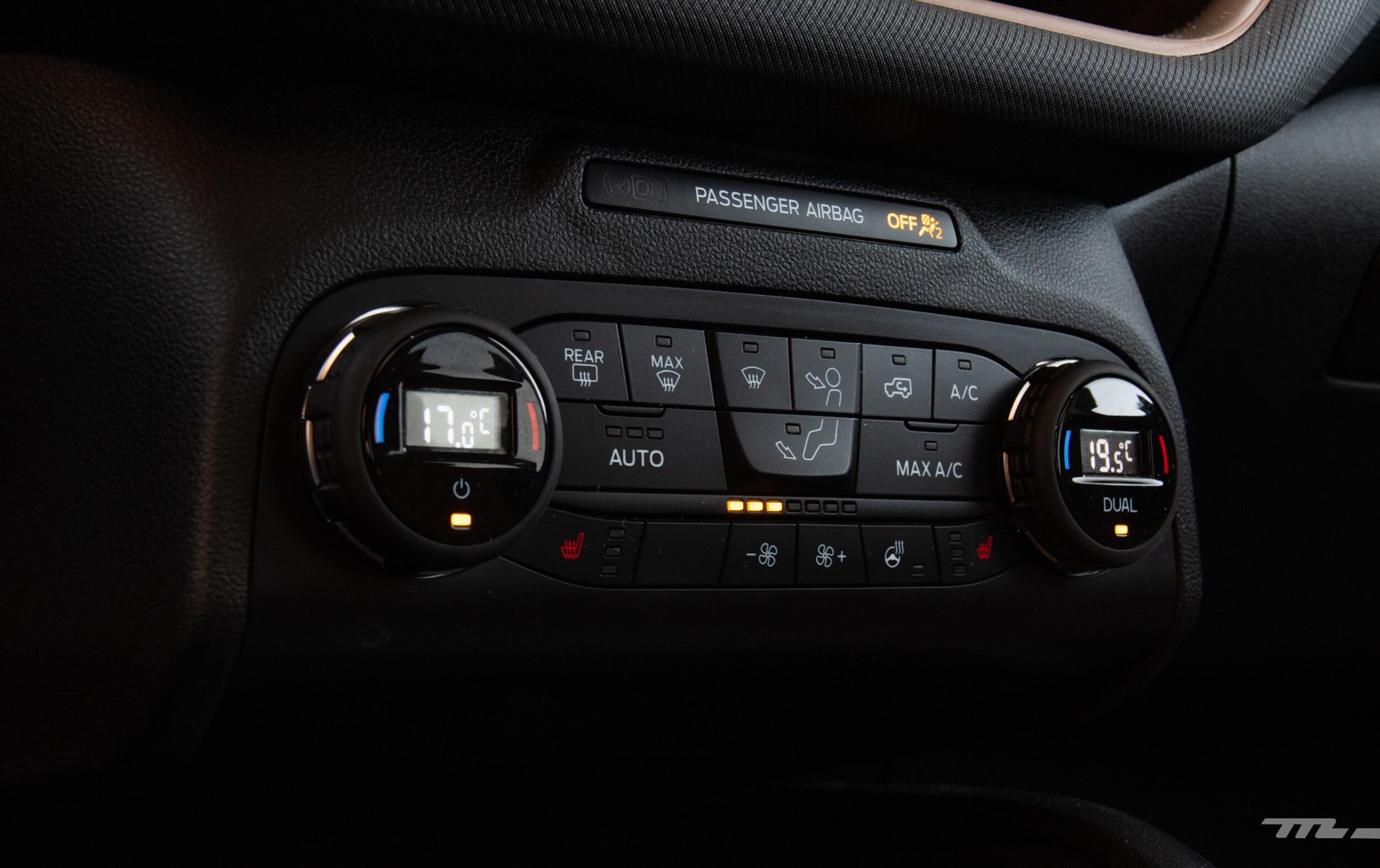 Foto de Ford Bronco Sport, a prueba (39/50)