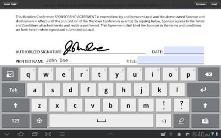 Adobe Reader para móviles y tablets ahora con soporte para firmas