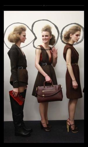 El lookbook de Prada Otoño-Invierno 2009/2010