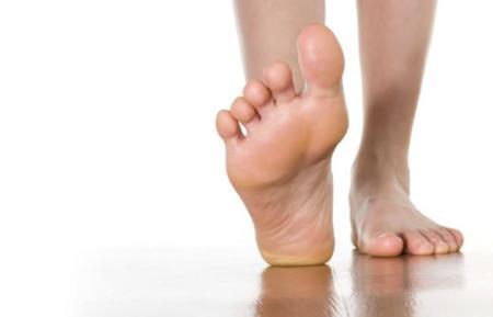Ejercicios para conseguir unos pies fuertes
