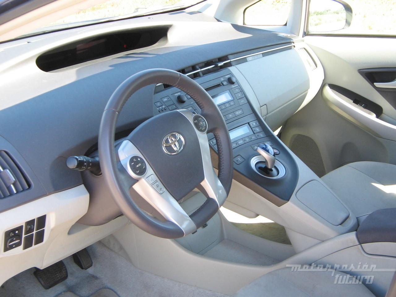 Foto de Toyota Prius (24/44)