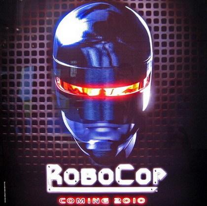 'RoboCop', teaser póster del remake