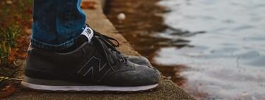 Remate final en las rebajas de New Balance: zapatillas 574, 500 y 997 sport rebajadísimas