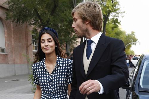 Sassa de Osma se convierte en la invitada más estilosa del fin de semana en la boda de María Vega Pechinet y Fernando Ramos
