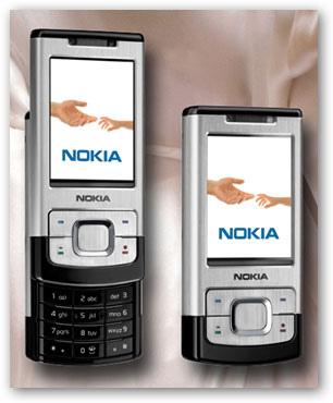 Nokia 6500 Slide y Classic