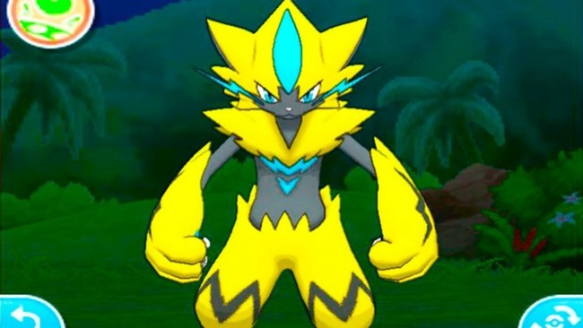 Pokemon Zeraora