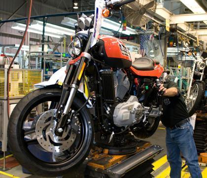 Harley-Davidson XR 1200, la Streetbike para el mercado europeo