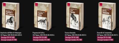 Nueva entrega de los libros del Curso Expertos en Videojuegos 2ªEd.