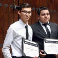 Estudiante mexicano crea máquina que genera combustible alternativo a partir de plástico