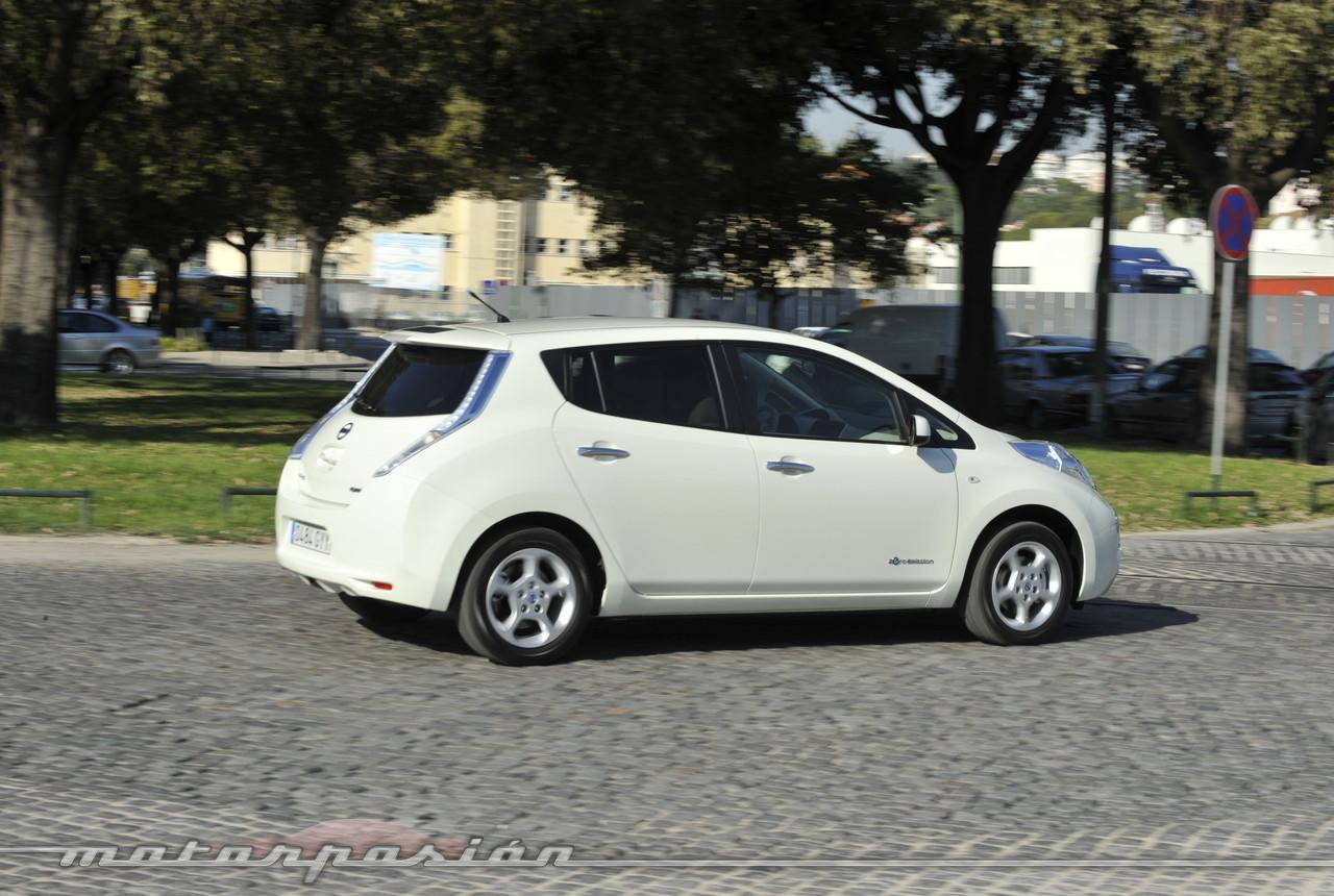 Foto de Nissan Leaf (presentación) (4/58)