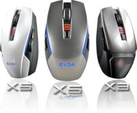 EVGA expande su línea de periféricos con los mouse para gaming TORQ X5 & X3