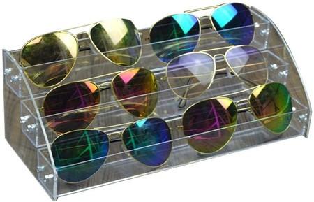 Expositor para gafas de sol