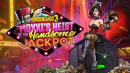 El Golpe de Moxxi a Jackpot el Guapo será el primer DLC de Borderlands 3 que recibirá a mediados de diciembre