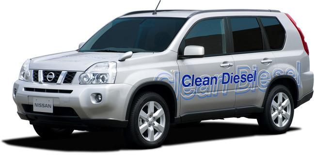 Nissan X-Trail 20GT Clean Diesel