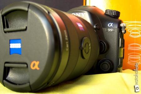 Sony A99 a prueba en Xataka