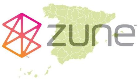 Los servicios Zune de Microsoft llegarán a España en otoño