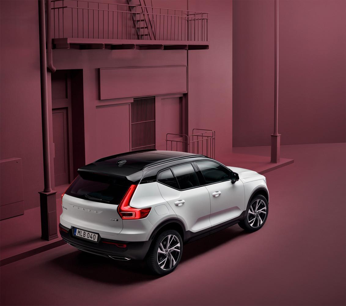 Foto de Volvo XC40, toma de contacto (57/114)