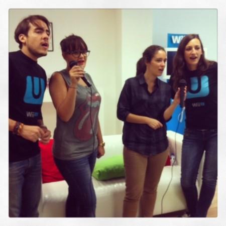 Party Wii Karaoke U
