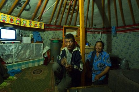 Mongolia: El Lago Blanco