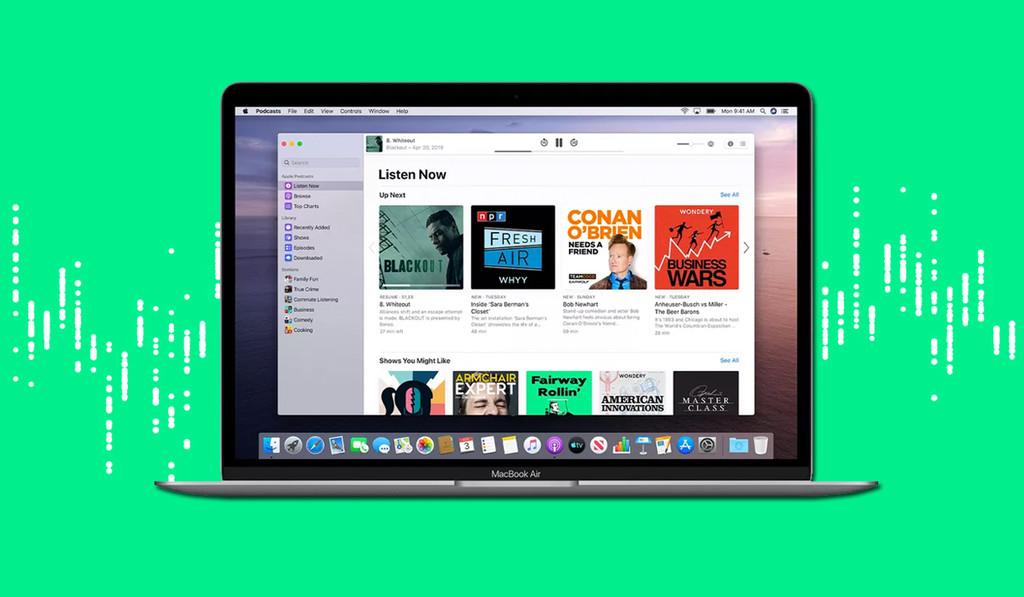 Apple estaría pensando en lanzar podcasts originales y exclusivos, un rumor que ya está haciendo daño a Spotify