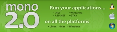 Mono 2.0: versión libre de .NET