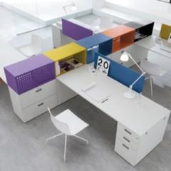 Foto 4 de 6 de la galería coleccion-shi-de-escritorios-para-oficinas en Decoesfera