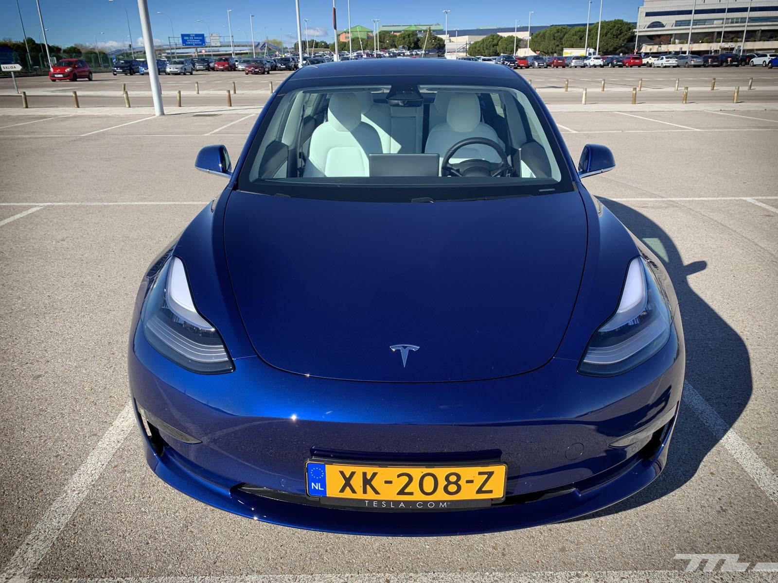 Foto de Tesla Model 3 Performance (prueba) (36/54)