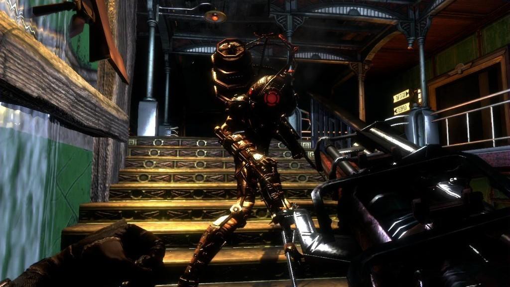 Foto de 'Bioshock 2', nuevas imágenes (11/01) (10/10)