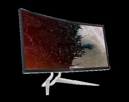 Acer añade un nuevo miembro a su familia de monitores gaming, el Predator XR343CKP