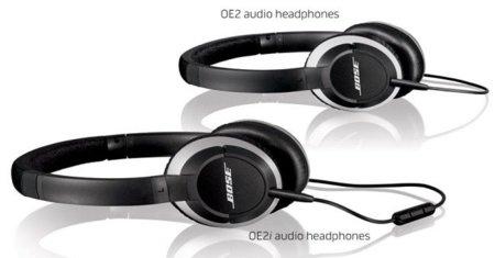 Bose OE2, auriculares de calidad también para tu teléfono