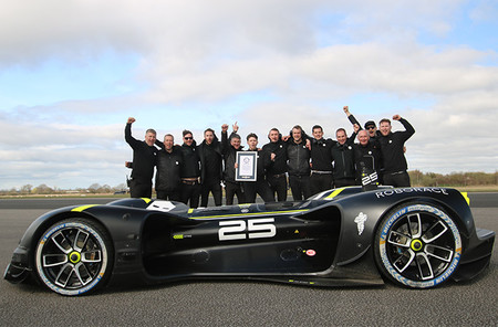 Robocar With Certificate And Roborace Team Tcm25 595286