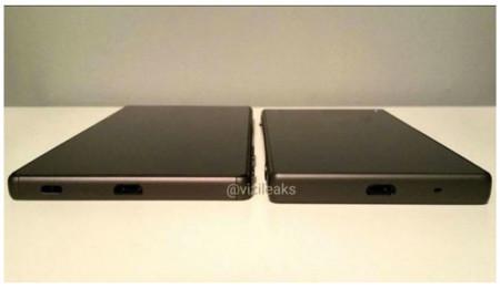 Micro USB Z5 y Z5 Compact