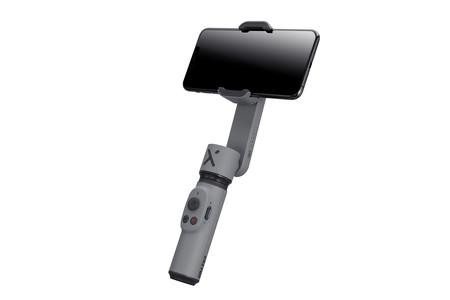 Zhinyun Smooth X: un gimbal ligero y barato para grabar vídeos con el móvil como un profesional