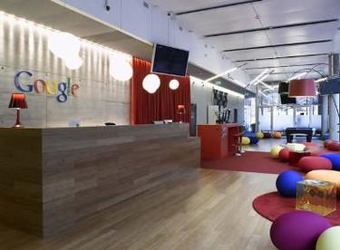 Espacios para trabajar: la oficina de Google en Zurich