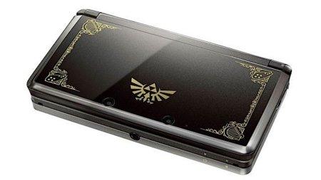 Nintendo 3DS en conmemoración al 25 aniversario de Zelda