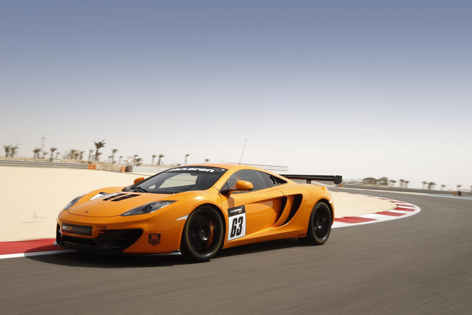 Foto de McLaren MP4-12C GT Sprint (1/5)