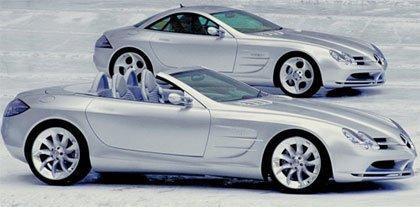 McLaren SLR Roadster, ¿una vuelta más de tuerca?
