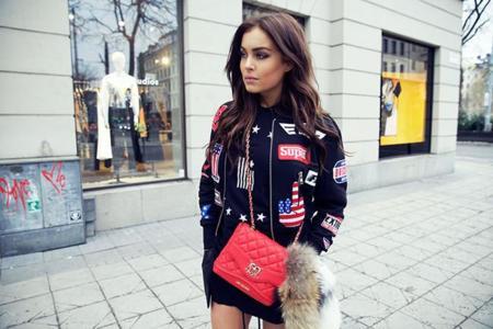 Bloggers Street Style Fashion Fanny Lyckman