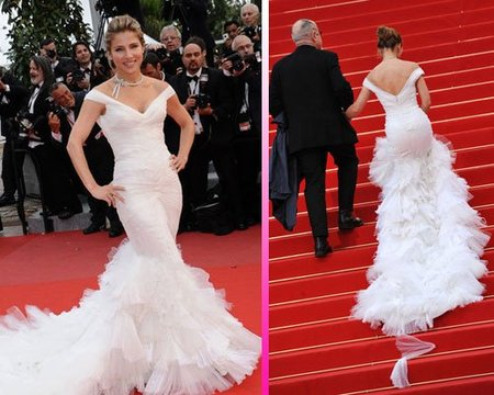 Festival de Cannes 2010: Elsa Pataky se sigue luciendo de lo lindo