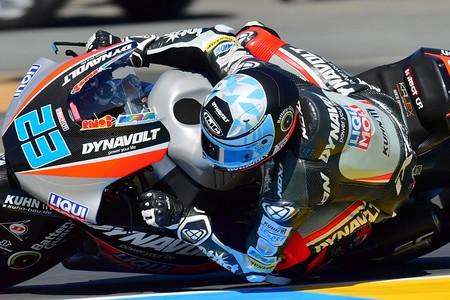Marcel Schrotter Moto2 Gp Francia 2018