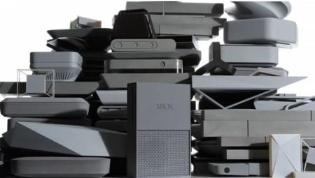 Lo que la Xbox one pudo ser: imagen de la semana