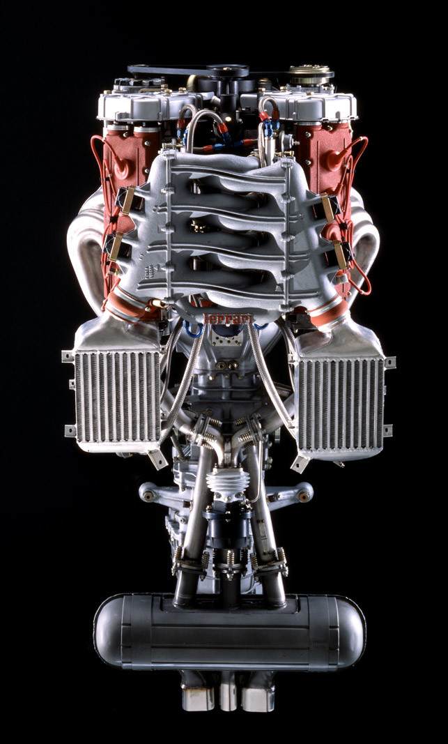 Foto de Ferrari F40, 30 aniversario (13/17)